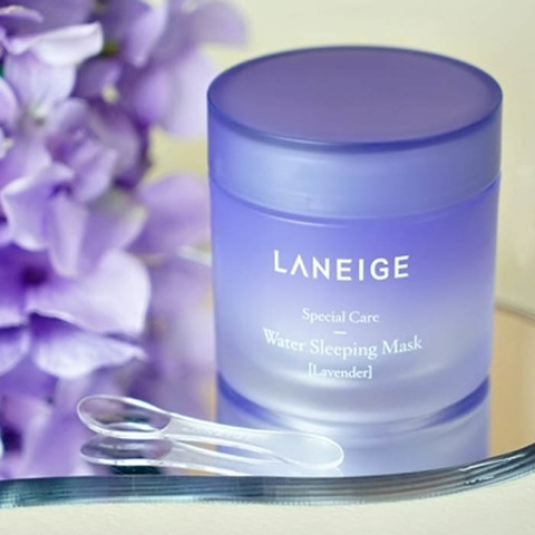 LANEIGE Water Sleeping Mask Lavender,70 ml.