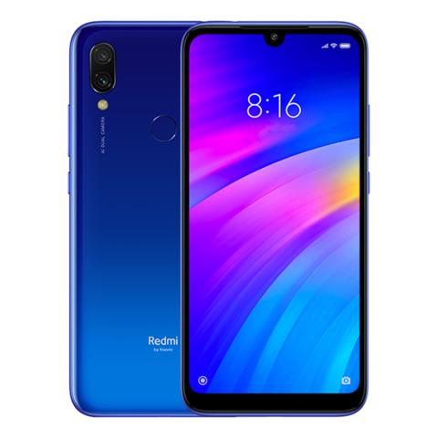 Смартфон Xiaomi Redmi 7 3/32Gb Blue EU (Global Version)