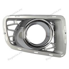 Рамка для правой противотуманной фары ПТФ, для переднего бампера Range Rover 2010-2012 Autobiography LR023703 RH