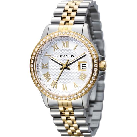 Купить Наручные часы Romanson TM0361QMCWH по доступной цене