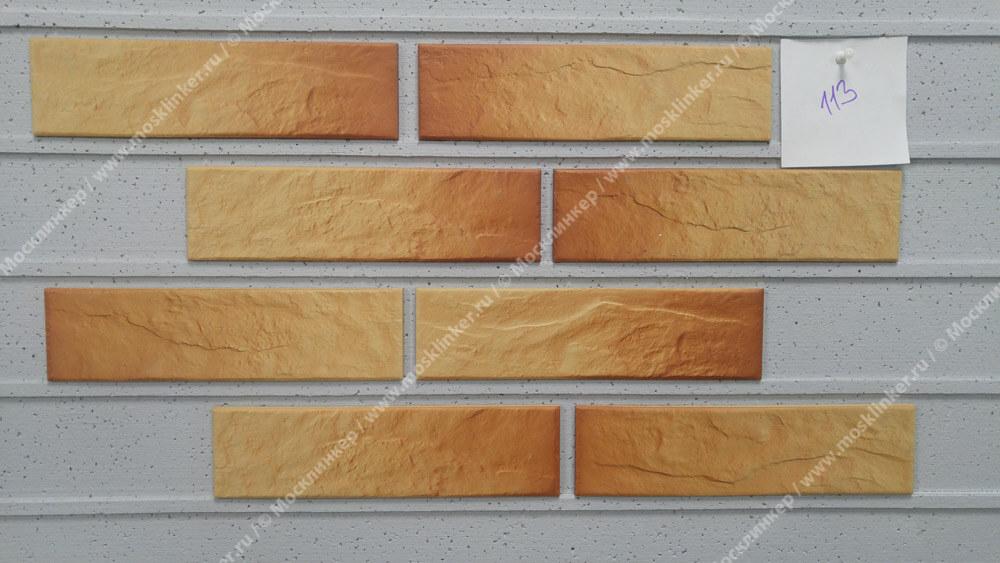 Облицовочная клинкерная плитка Cerrad, Gobi, rustiko, new, 245x65x6,5