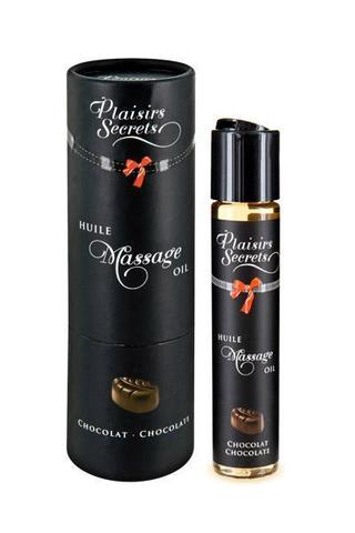 MASSAGE OIL CHOCOLATE Массажное масло Шоколад 59 мл