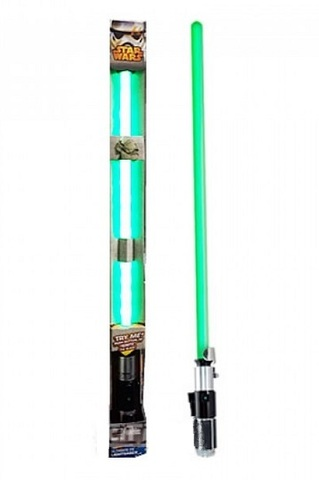 Star Wars Ultimate FX Lightsaber Yoda