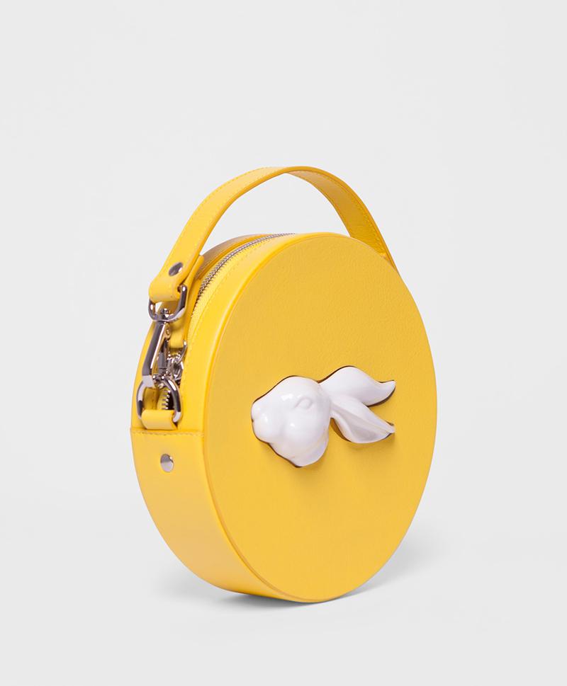 Круглая сумка Rabbit