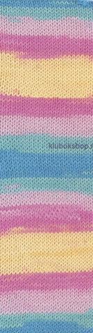 Пряжа Baby wool BATIK Alize 6550, фото