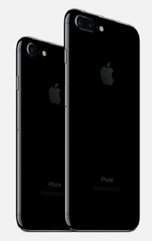 iPhone 7 Android Jet Black (MTK6572)