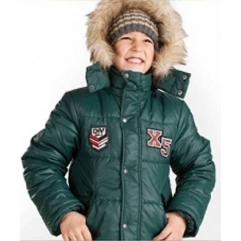 КТ107 Куртка для мальчика Зима