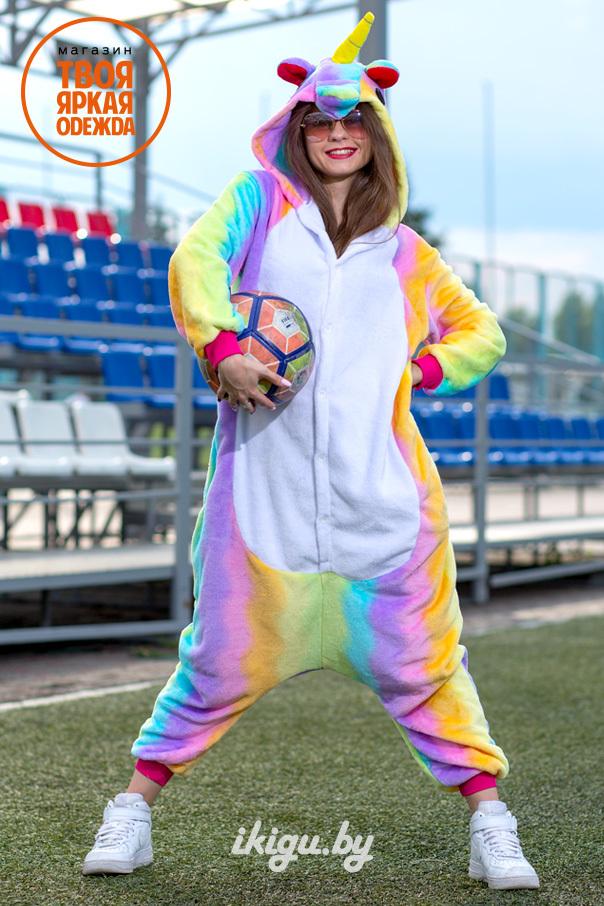 Пижамы кигуруми Радужный единорог unicorn-rainboy 1.jpg 22eade78c8952