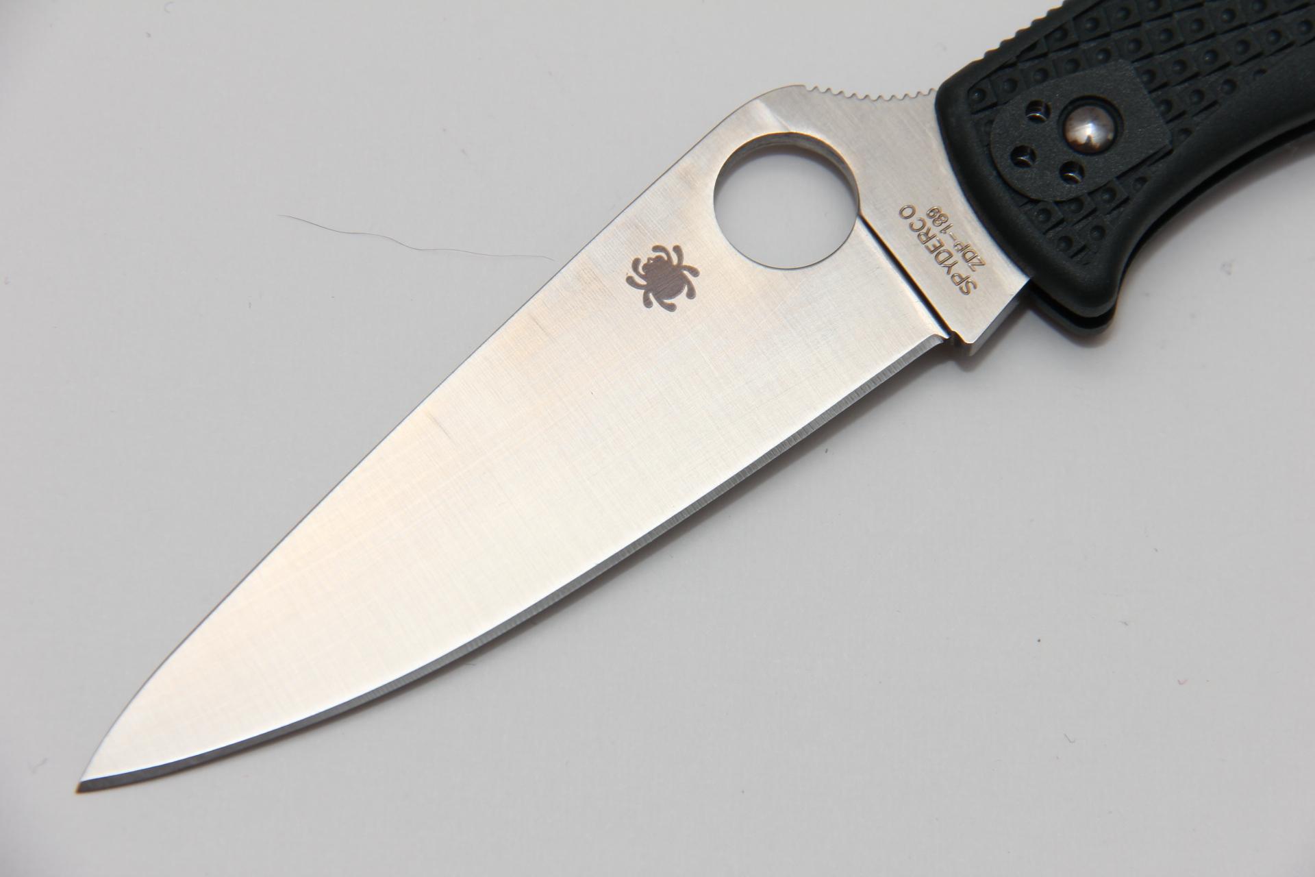 Нож Spyderco Endura 4 SC10PGRE ZDP-189