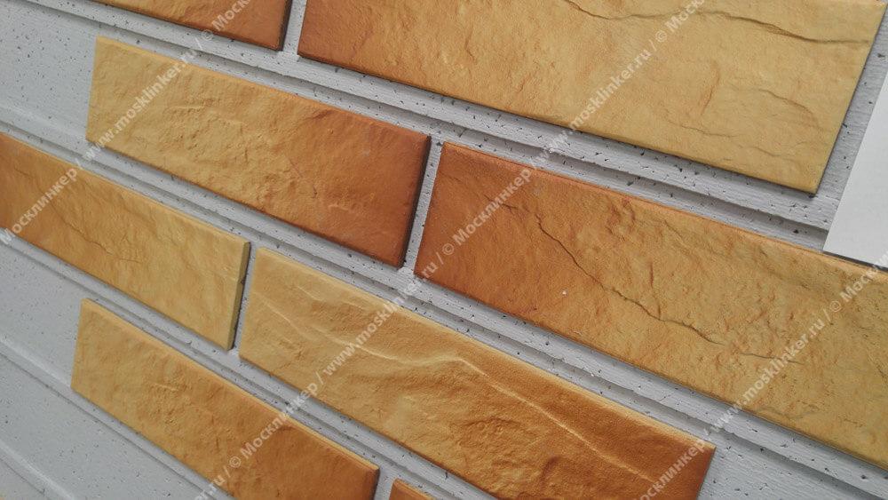 Cerrad - Gobi, rustiko, new, 245x65x6,5 - Клинкерная плитка для фасада и внутренней отделки