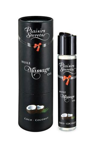 MASSAGE OIL COCONUT Массажное масло Кокос 59 мл
