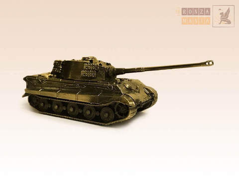 Танк Тигр Королевский (масштабная модель)