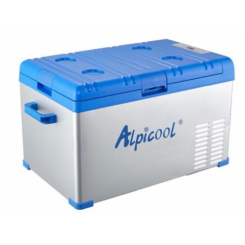 Компрессорный автохолодильник ALPICOOL A30 (30 л.) 12-24-220В