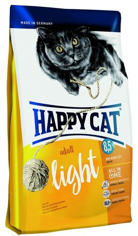 Сухой корм Happy Cat Adult Light