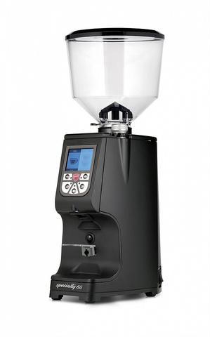 фото 1 Кофемолка Eureka Atom Specialty 65 E цвет чёрный матовый на profcook.ru