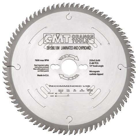 Пильный диск СМТ 260X2.5/1.8X30 -3° TCG Z64