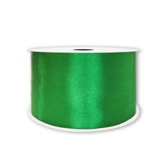 Лента Атлас Зеленый / 25 мм * 22,85 м