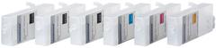 Комплект дозаправляемых картриджей для Canon iPF500, iPF510, iPF600, iPF605, iPF610, iPF700, iPF710, iPF720, iPF750. 6 штук - необходимо использовать чипы с оригинальных картриджей!