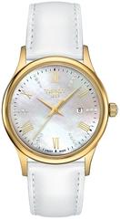 Женские часы Tissot T914.210.46.116.01 T-Gold Rose Dream