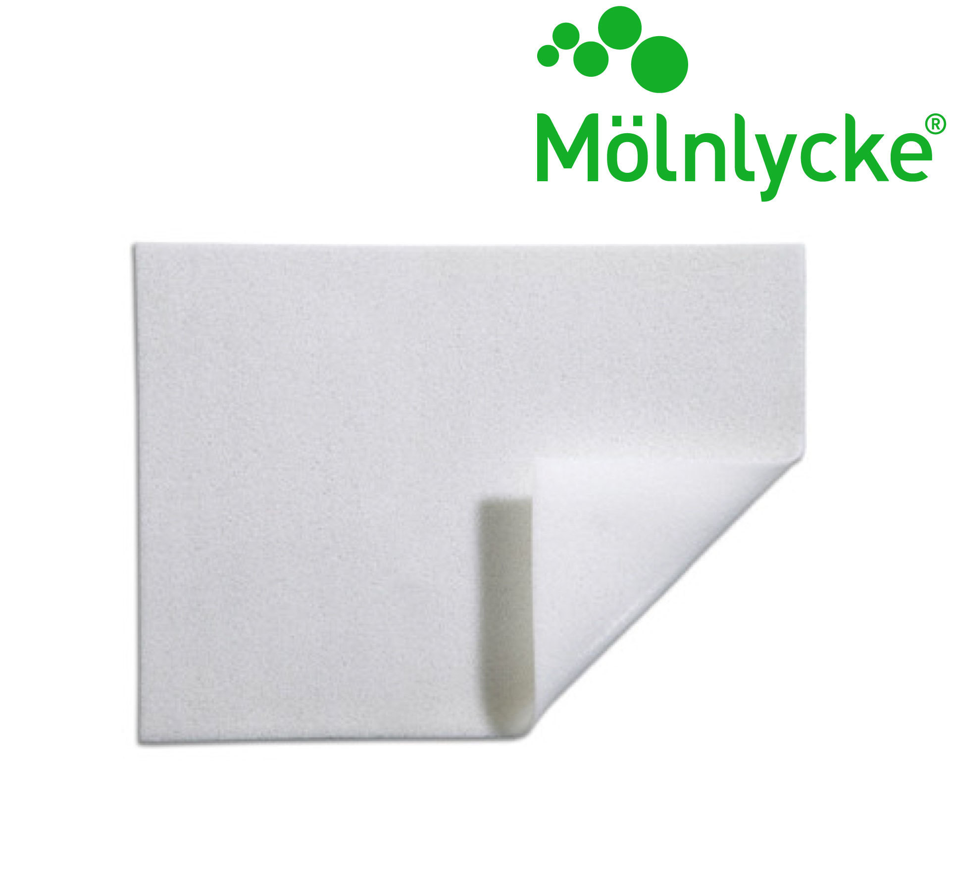 Мепилекс Трансфер (Mepilex Transfer) 20x50 см, 4 шт в упаковке