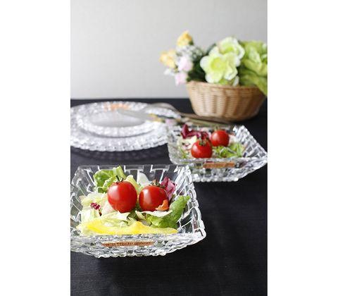 Набор салатников 2 шт. + прямоугольное блюдо , артикул 90026. Серия Bossa Nova
