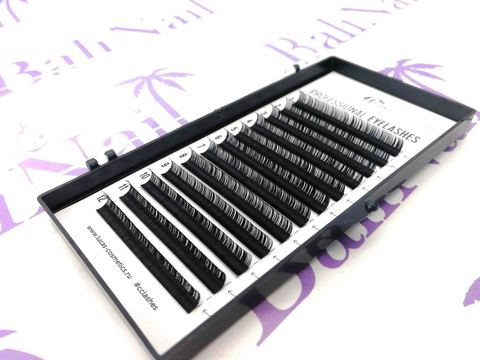 CC BROW, Ресницы CC Lashes C/0.07/mix (7-12 мм)