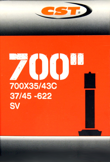 Камера CST 700 x 35/43C 37-45-622 (Авто ниппель)