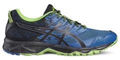 Мужские кроссовки внедорожники Asics Gel-Sonoma 3 T724N 4990 синие