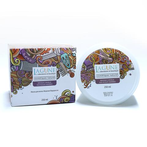 Питательная маска для волос «Морские водоросли» / MASQUE CHEVEUX AUX ALGUES MARINES