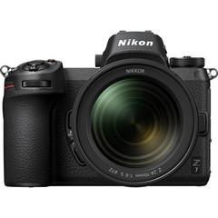 Цифровой беззеркальный фотоаппарат Nikon Z7 Kit 24-70 f/4 S