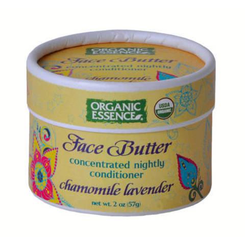Organic Essence. Органический цветочный крем для лица «Ромашка и Лаванда»  (57 гр)
