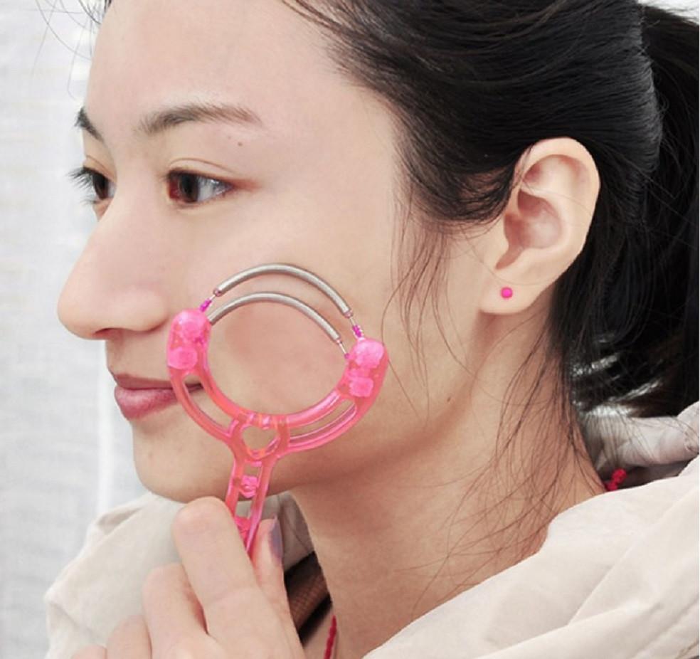 Роллер для удаления волос Face Epi Roller