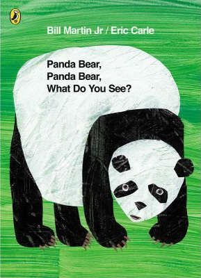 Kitab Panda Bear, Panda Bear, What Do You See? | Bill Martin