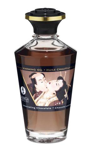 Масло интимное массажное Пьянящий Шоколад 100 МЛ фото