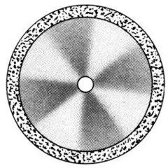 Алмазные Диски HP Flex «SS WHITE» серия DISC F 913/190 (200) (0,20 mm) низ.край