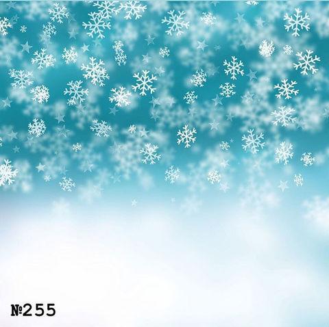 Фотофон виниловый «Снег идет» №255