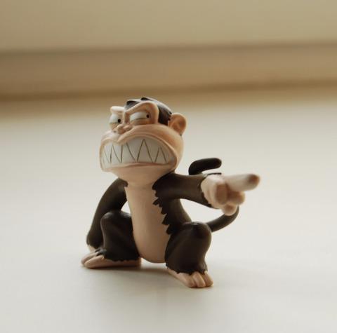 Гриффины. Злая обезьяна