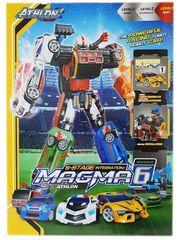 Тобот МАГМА 6 Трансформер 40 см.