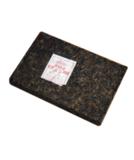 Шу пуэр TAETEA 7562, плитка 250 гр., 2016 год вид-2
