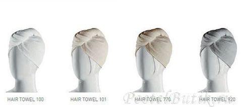 Полотенце для волос 70x20 Abyss & Habidecor Spa Уник слоновой кости