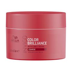 Wella Invigo Color Brilliance Маска-уход для защиты цвета окрашенных жестких волос 150мл