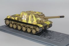Tank ISU-152 1943 1:43 DeAgostini Tanks. Legends Patriotic armored vehicles #7
