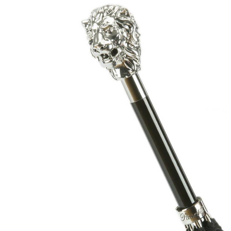 Зонт-трость Pasotti-50890-5 W37-Silver Lion