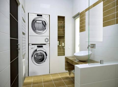 Соединительный элемент Candy WSK1102 для УЗКИХ стиральных и сушильных машин от 40 до 46 см