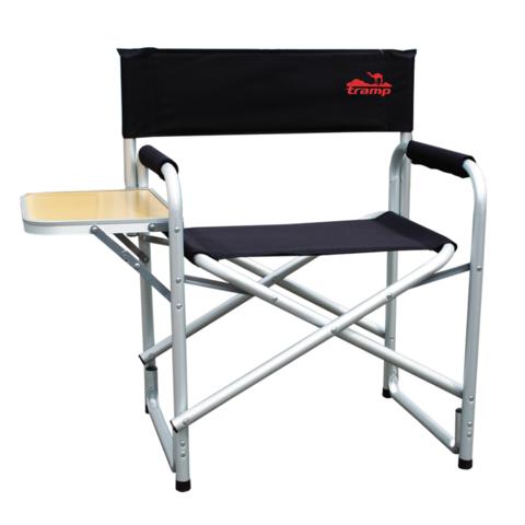 Tramp стул директорский со столом (57*50*79 см, черный)