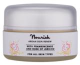 Восстанавливающий крем для лица с маслом арганы, Nourish