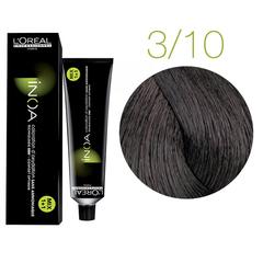 L'Oreal Professionnel INOA 3.10 (Темный шатен пепельный) Краска для волос 60 мл.