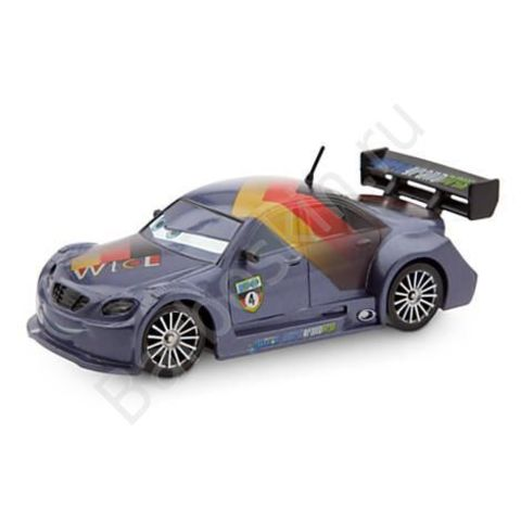 Машинка гонщик Макс Шнель (Max Schnell) Литая - Die Cast Vehicle, Тачки (Cars), Disney