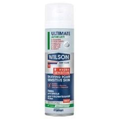 Пена для бритья, Wilson, Men Care Hydra Sensitive, для чувствительной кожи, 200 мл.