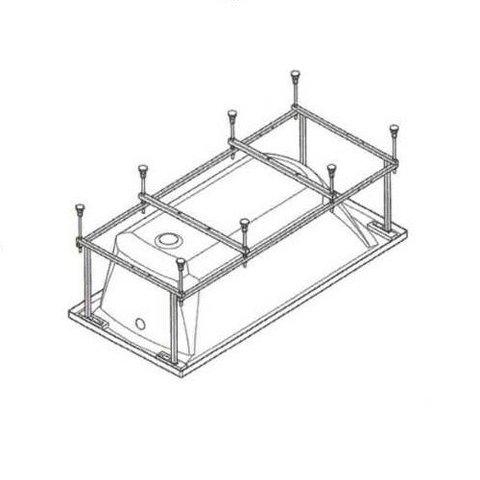 Каркас к прямоугольным ваннам VAGNERPLAST 170x80